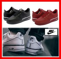 Nike AIR FORCE 1 Star Street Style Leather Sneakers