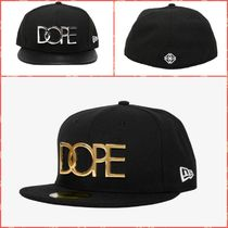 DOPE couture Unisex Street Style Collaboration Caps