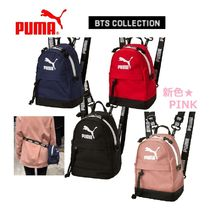 463fb04fb9 PUMA 2018 SS Unisex Backpacks (MINIME RETRO BACKPACK