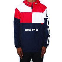 DOPE couture Unisex Street Style Down Jackets
