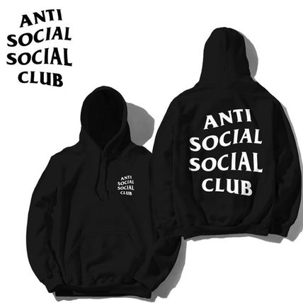 ANTI SOCIAL SOCIAL CLUB  -Mind Games Hoodie-  FREE SHIPPING