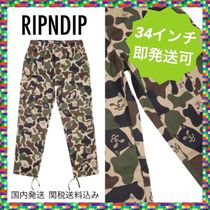 RIPNDIP Camouflage Bottoms
