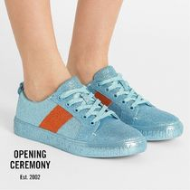 OPENING CEREMONY Casual Style Leather Low-Top Sneakers