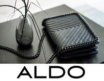 ALDO Casual Style Faux Fur Street Style 2WAY Plain Shoulder Bags