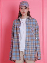 Wai Kei Other Check Patterns Casual Style Unisex Street Style