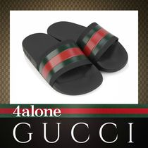 GUCCI Petit Street Style Kids Girl Sandals
