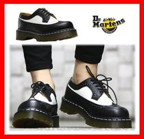 Dr Martens Casual Style Street Style Leather Loafer Pumps & Mules