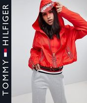 Tommy Hilfiger Casual Style Collaboration Jackets