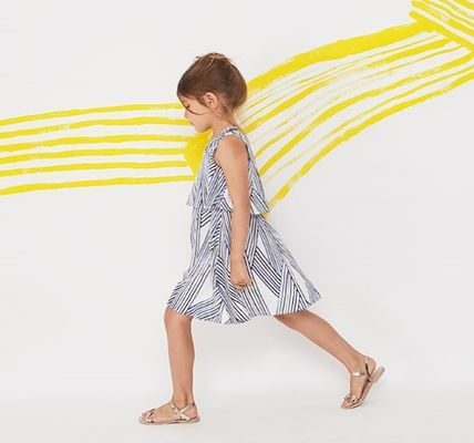 ff675aa48 JEAN BOURGET 2018 SS Baby Girl Dresses   Rompers by HanaFrance - BUYMA