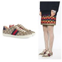 GUCCI Elegant Style Low-Top Sneakers