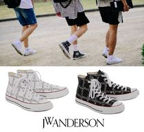 J W ANDERSON Unisex Street Style Collaboration Sneakers