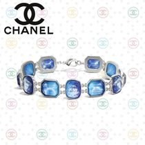 CHANEL Costume Jewelry Party Style Silver Necklaces & Pendants