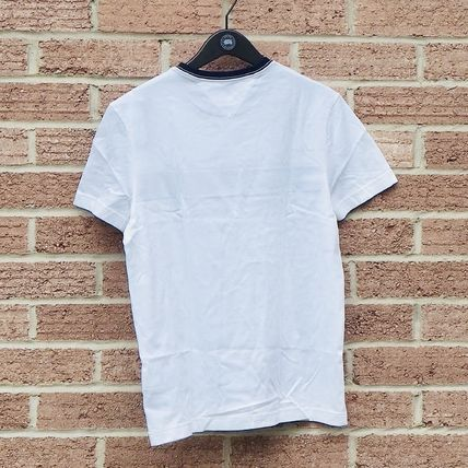 Tommy Hilfiger More T-Shirts Unisex Street Style Short Sleeves T-Shirts 4