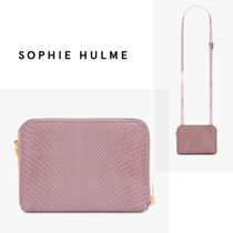 SOPHIE HULME Leather Python Accessories