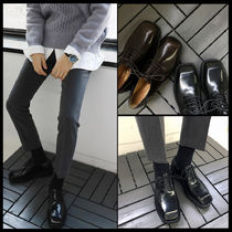 ASCLO Street Style Leather Shoes