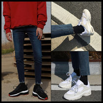 ASCLO Casual Style Street Style Low-Top Sneakers