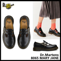 Dr Martens Casual Style Leather Shoes