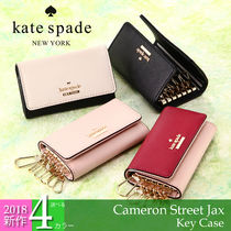 kate spade new york Plain Leather Keychains & Bag Charms