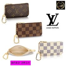 Louis Vuitton Monoglam Unisex Leather Keychains & Bag Charms