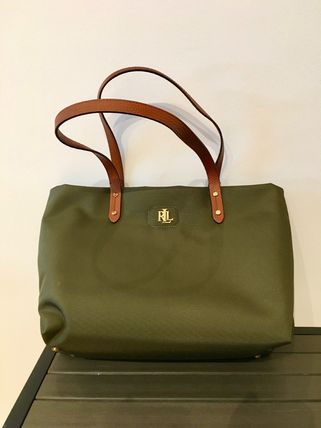 LAUREN RALPH LAUREN Nylon Bag in Bag Plain Totes by COLDSPRING - BUYMA c818b3f6a5dac