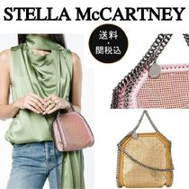 Stella McCartney FALABELLA 2WAY Chain Plain Shoulder Bags