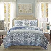 MADISON PARK Duvet Covers Pillowcases Fitted Sheets Geometric Patterns
