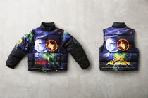 Supreme Street Style Collaboration Down Jackets