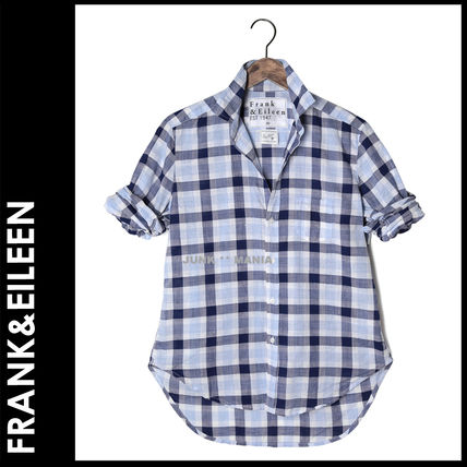 Tartan Other Check Patterns Casual Style Street Style