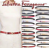 Salvatore Ferragamo Plain Belts
