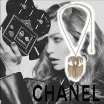 CHANEL Costume Jewelry Party Style Necklaces & Pendants
