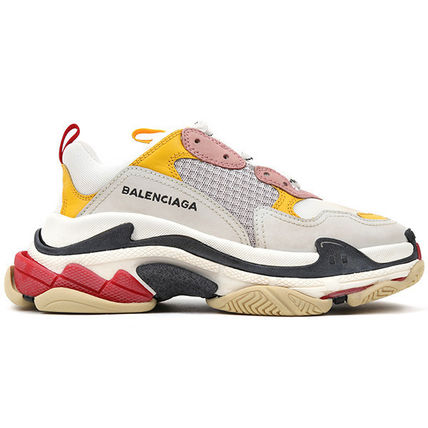 cef488c98211 BALENCIAGA Triple S 2018 SS Low-Top Sneakers by GoodWillhunting - BUYMA