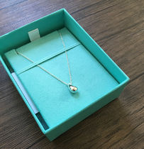 Tiffany & Co Costume Jewelry Casual Style Silver Necklaces & Pendants