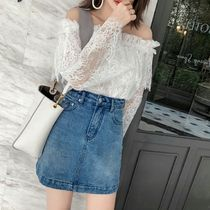 Short Party Style Lace Cropped
