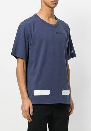 Off-White More T-Shirts Street Style Collaboration T-Shirts 2