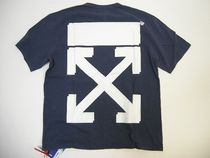 Off-White More T-Shirts Street Style Collaboration T-Shirts 6