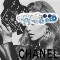 CHANEL Costume Jewelry Casual Style Bracelets