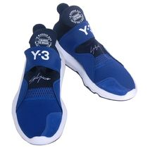 Y-3 Street Style Plain Loafers & Slip-ons