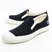 CHAMPION Street Style Plain Loafers & Slip-ons