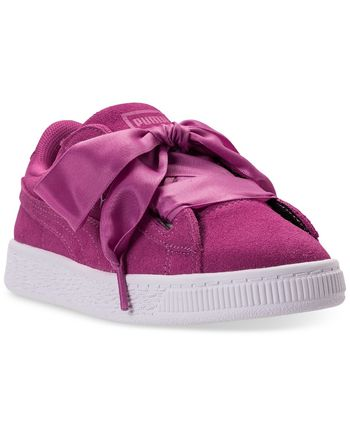 PUMA SUEDE 2017-18AW Baby Girl Shoes (36500801)