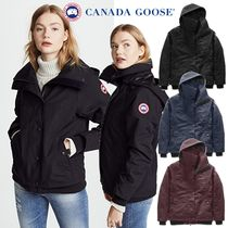 CANADA GOOSE CHINOOK Short Plain Jackets