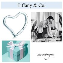 Tiffany & Co Plain Keychains & Bag Charms