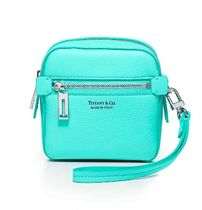 Tiffany & Co Calfskin Plain Elegant Style Bags