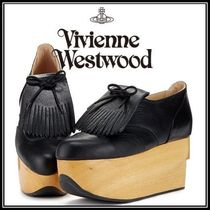 Vivienne Westwood Leather Shoes