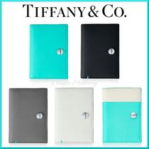 Tiffany & Co Calfskin Plain Card Holders