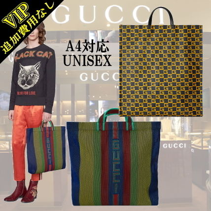 Unisex A4 Totes