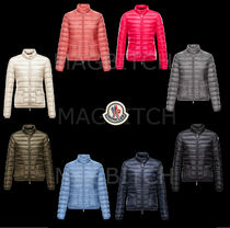 MONCLER LANS Short Casual Style Street Style Plain Down Jackets