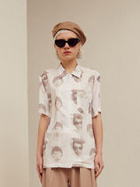 13MONTH Casual Style Unisex Street Style Other Animal Patterns