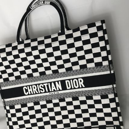 Other Check Patterns Cambus Elegant Style Totes