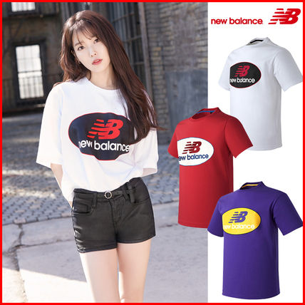 Casual Style Unisex U-Neck Medium Short Sleeves T-Shirts