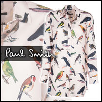 Paul Smith Casual Style Long Sleeves Other Animal Patterns Medium